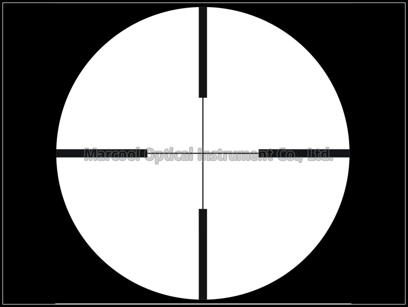 rex 10-40x44e sf 瞄准镜