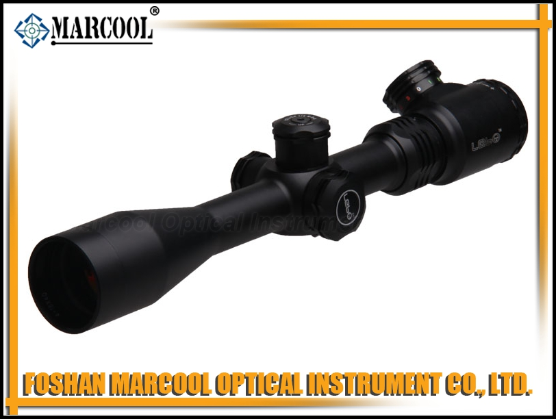 PB 4-16X40 SP RGB Rifle Scope