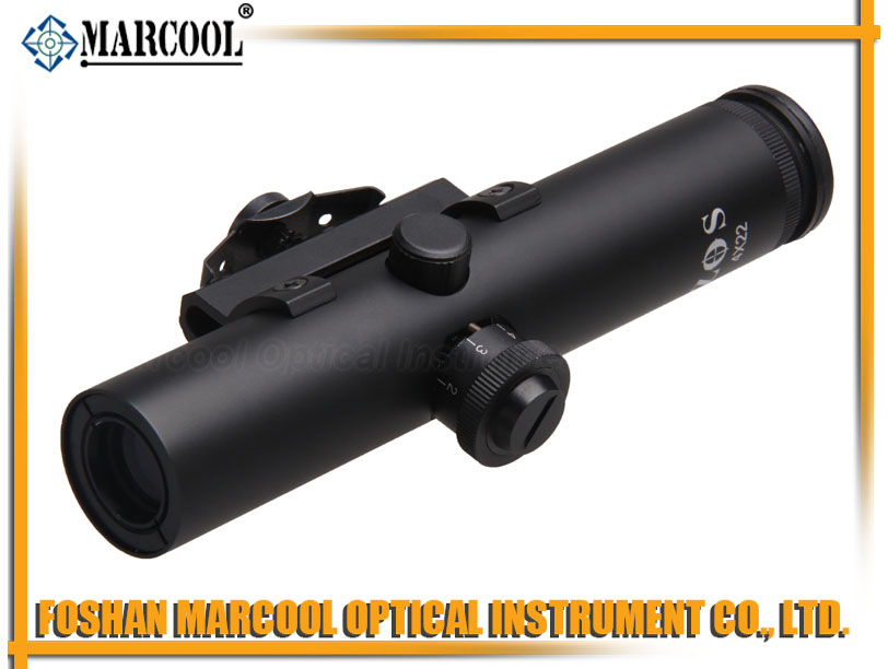 4X22 Riflescope with M4 Handle