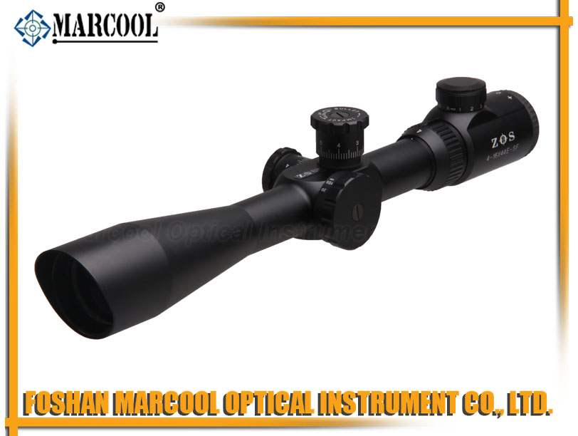 4-16X44 SFEG Riflescope