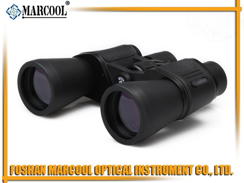 60X60 Binocular in black