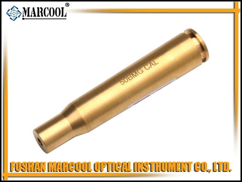 50BMG CAL Cartridge Red Laser Bore Sighter
