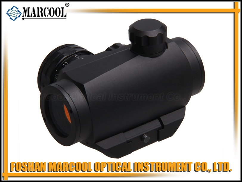 Micro T-1 Gen.II Red Dot Rifle Sight in Black