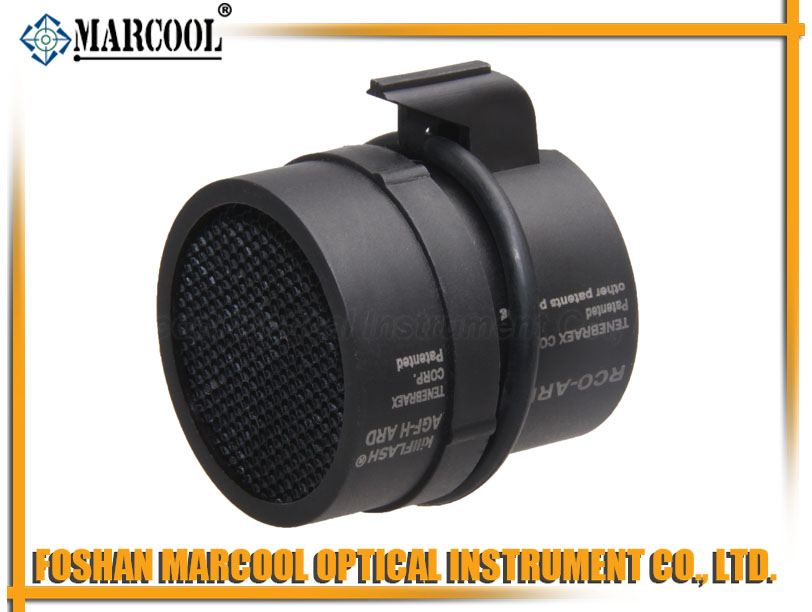 Tennebrex killFlash Anti-Reflection Device for 4x32 ACOG Scope