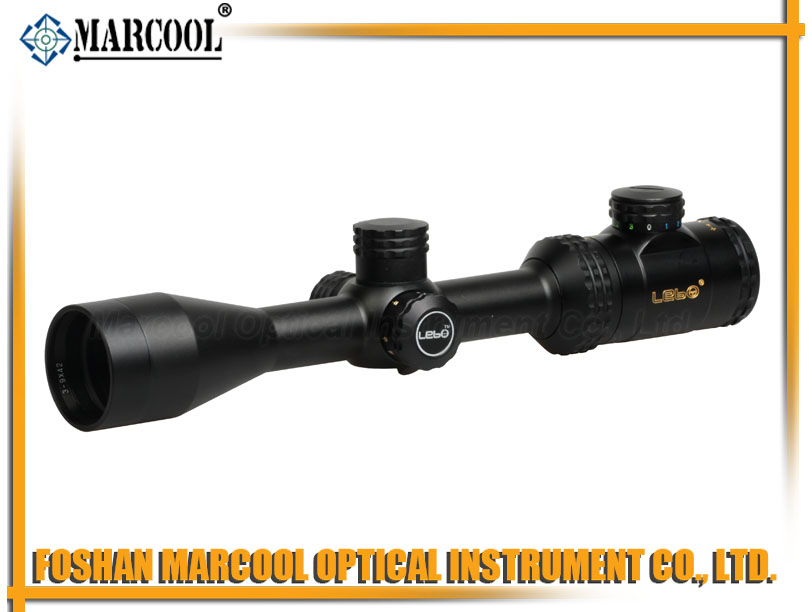 3-9X42 SP RGB Rifle Scope
