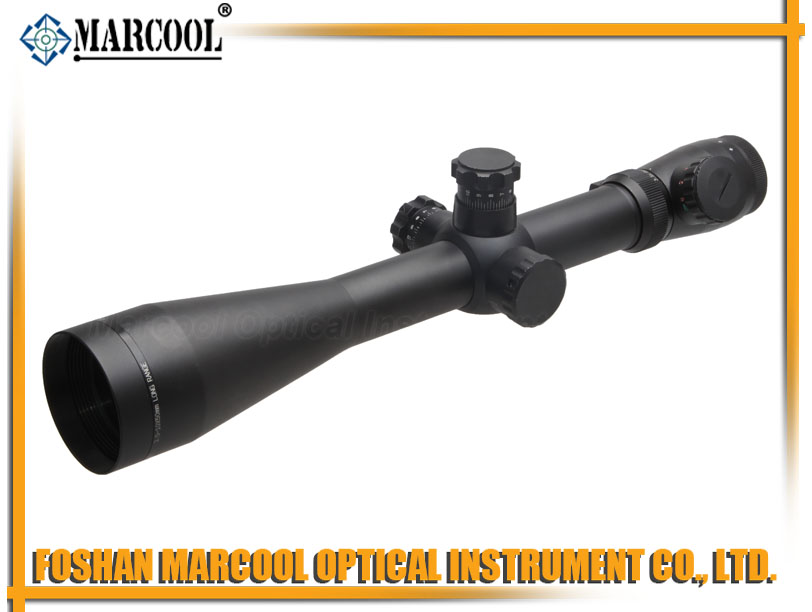 M1 3.5-10X50 SFRG Riflescope with Etched Reticle
