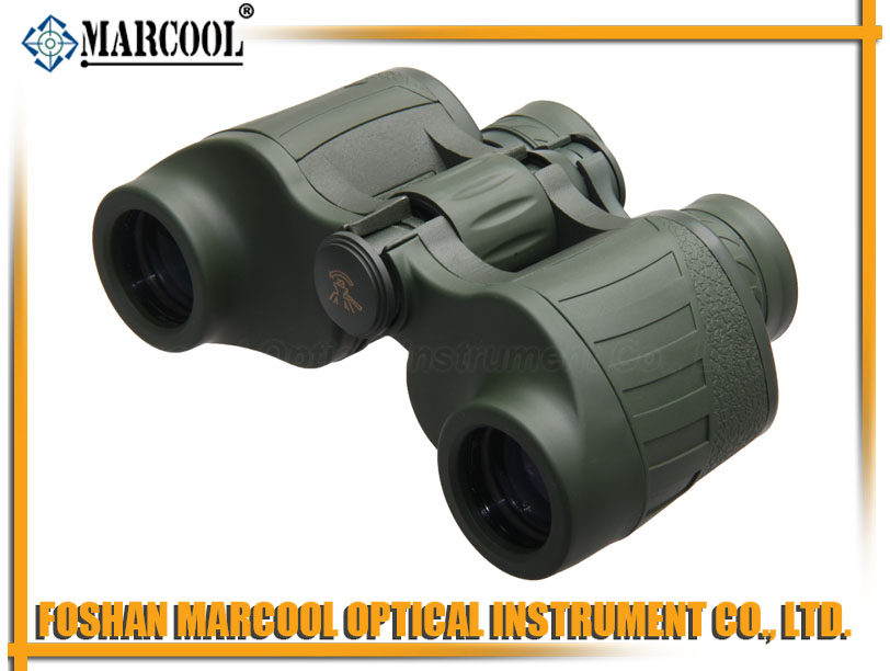 7x32 WA Binocular Green Body