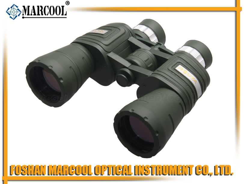 10X50 Binocular Green Body
