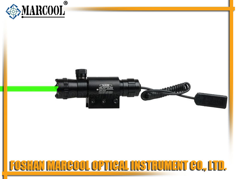 Quick adjustable Green Laser Sight Scope(JG-16)