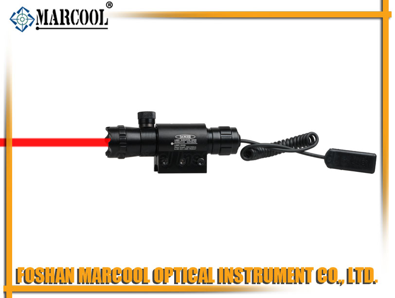 Quick adjustable Red Laser Sight Scope(JG-16)