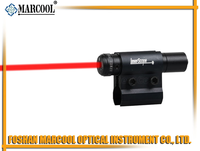 211 clip-style Tactical Red Laser Sight Scope
