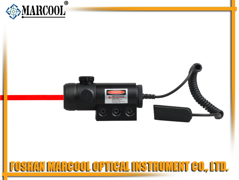 outside adjustable Tactical Red Laser Sight Scope(M03)
