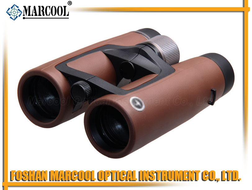 8X42 Brown Waterproof anti-fog Telescope #STAO
