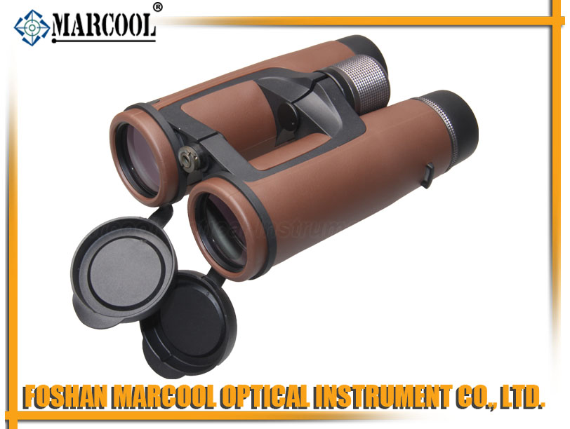 10X42 Brown Waterproof anti-fog Telescope #STAO