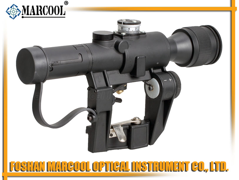 SVD 4X24 Rifle Scope
