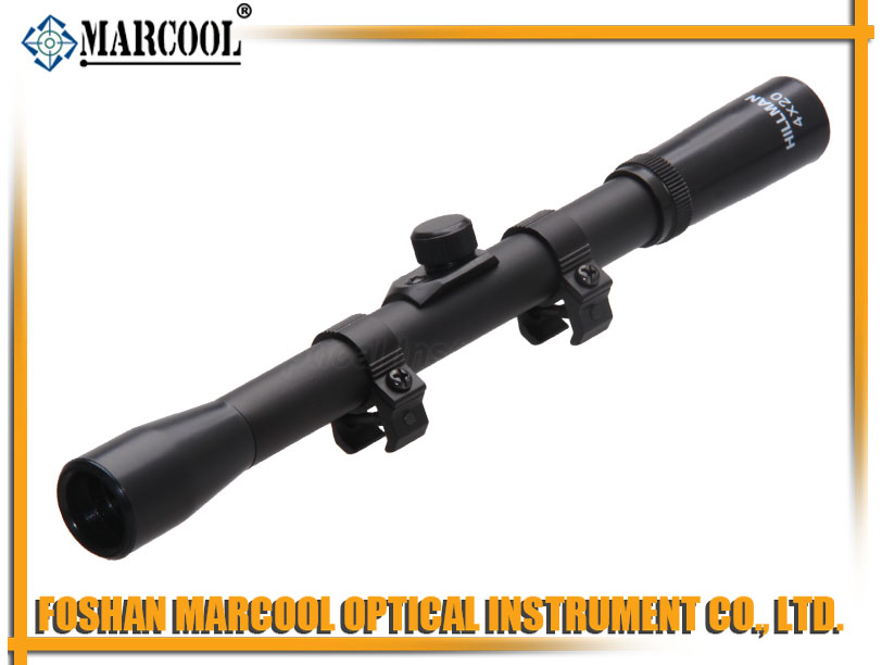 4X20 Rifle Scope in 26.5cm