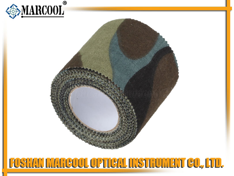 Forest Camouflage Cotton Cloth Duct Tape 4.5CMX500CM