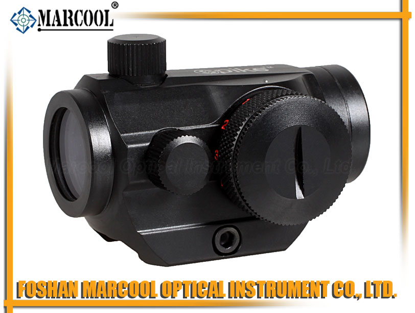 1X24 Reflex sight with Red & Green dot Black