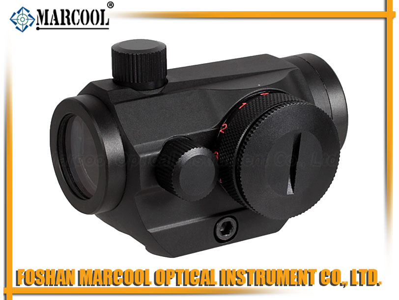 Micro T-1 Reflex Sight Red & Green Dot in Black