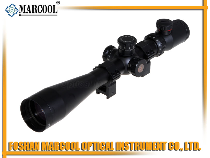 10-40X50 IRG SF Rifle Scope