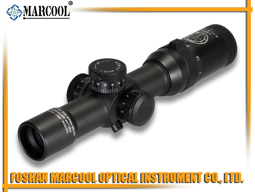 FRONT 1-4X24 IRG FFP Rifle scope