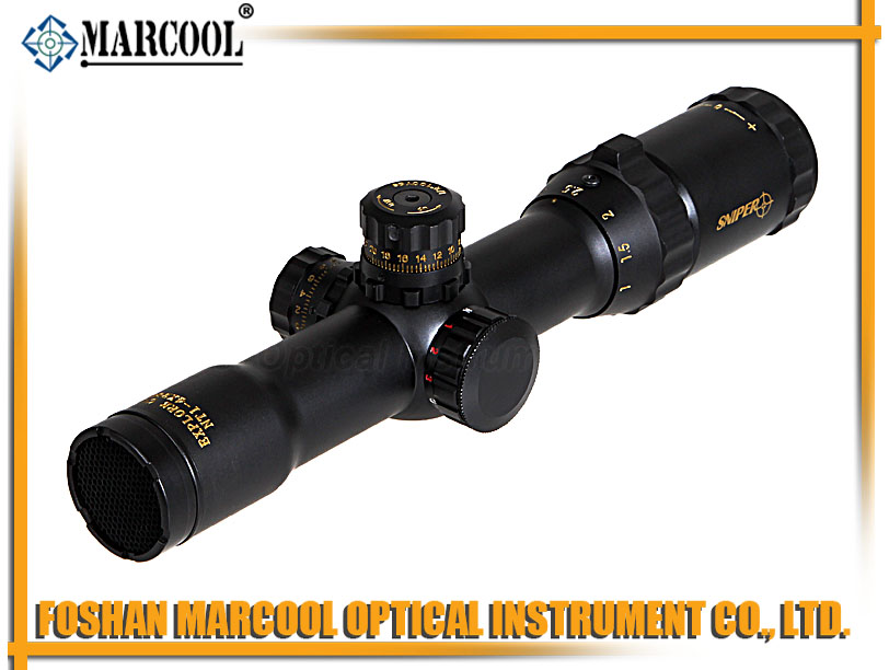 NT 1-4X28GL Rifle Scope