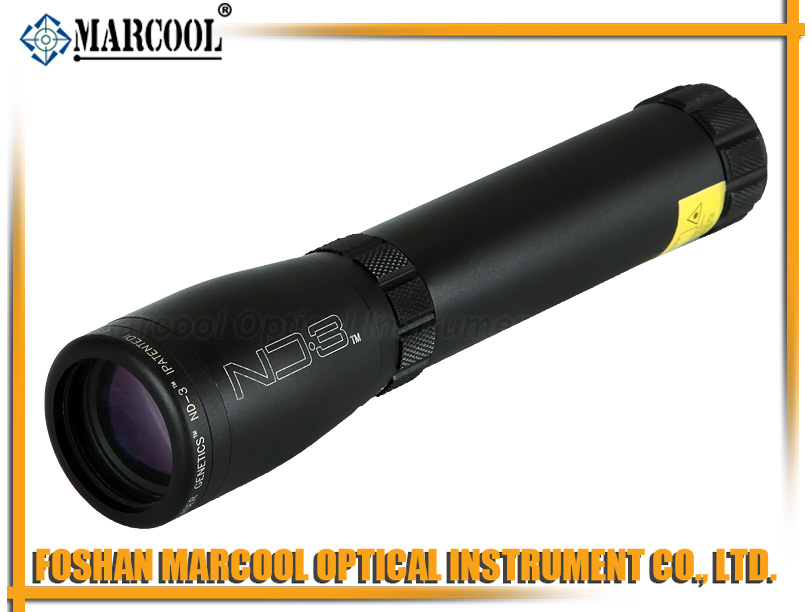 ND-3 GREEN LASER GENETICS