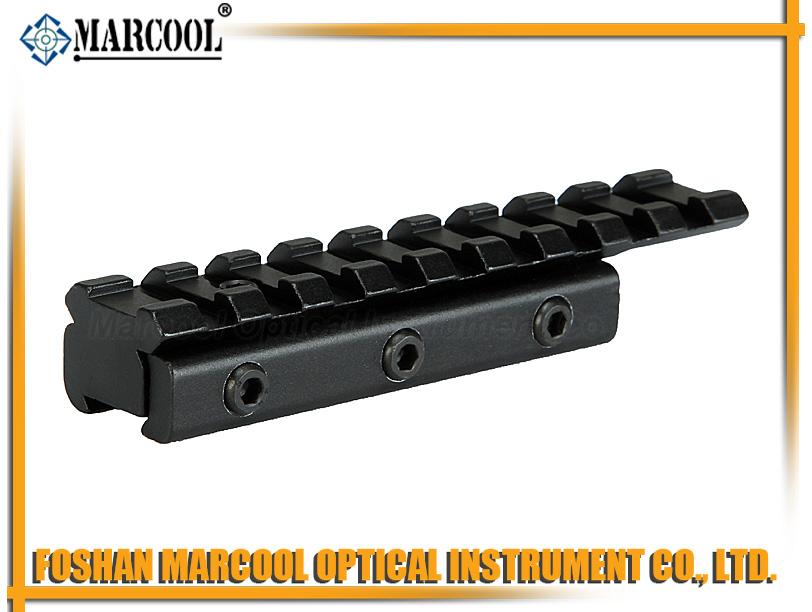 Picatinny Tactical Rail Adaptor for Airgun Rifle (100mm)