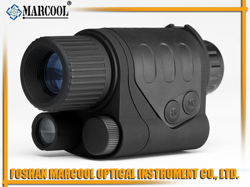 1X24 NV monocular with head mount  RG-55-2