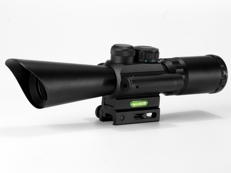 M8 LS 3.5-10X40E Rifle Scope
