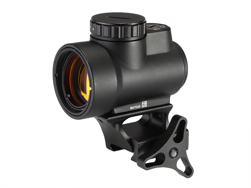 MRO 1X29 sealed miniature reflex sight (Black)