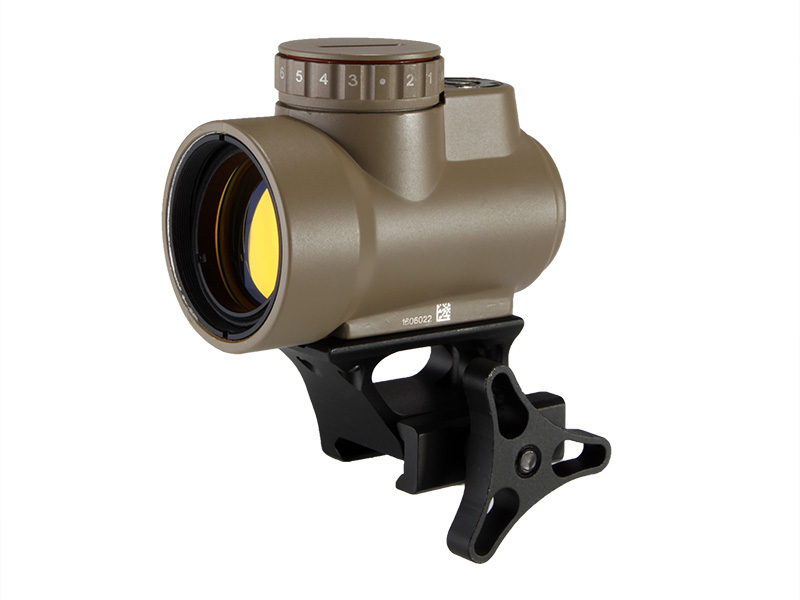 MRO 1X25 sealed miniature reflex sight (Tan)