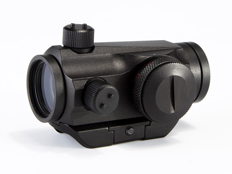 Mcro T-1 Red Dot in Black Body (New)