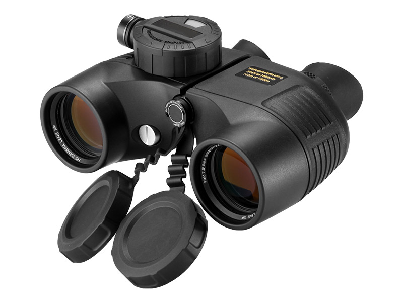 7X50 Floating Waterproof With Compass Binocular