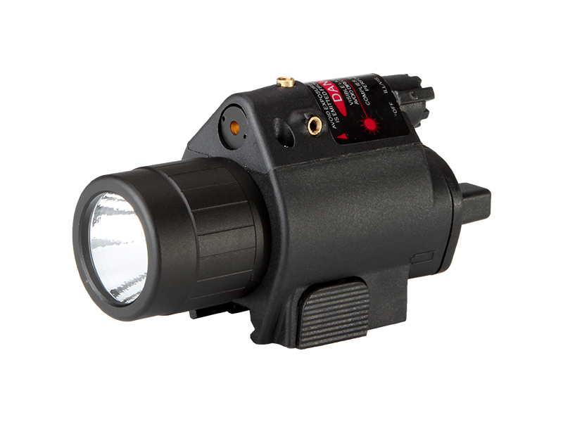 M6 Flashlight With Red Laser