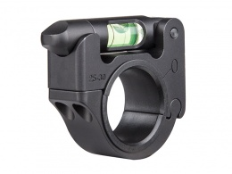 25.4/30mm Ring Mount With Bubble Level