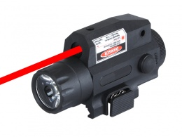 LF-5R Flashlight & Red Laser Sight Integrator with Remote Switch