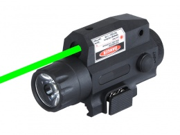 LF-5G Flashlight & Green Laser Sight Integrator with Remote Switch