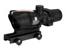 ACOG Style 4X32 Fiber Source Red Illuminated Scope MAR-137