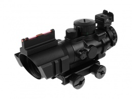 4x32 Red Dot Sight With Weaver Rail MAR-136