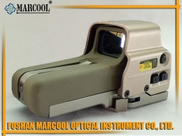 518 Weapon Holographic Sight With QD in Sand