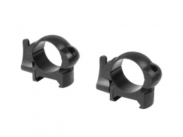 25.4MM steel quick detachable scope mount rings  (Low)