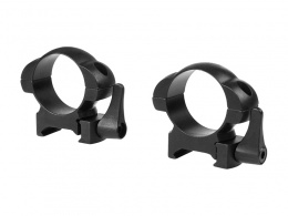 30MM steel quick detachable scope mount rings(Middle)