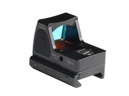 Miniature Reflex sight with Red Dot