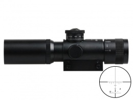 EB 4X21AO Rifle scope