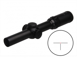 DMS-1 1-4X24 IR Rifle Scope BK81002 MAR-076