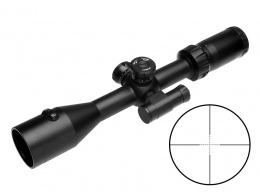 3-9X42 Riflescope Build-in Green laser MAR-060