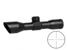 4x32C Compact Optics Rifle scope Mil-dot