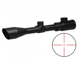 3-9x40E Rifle Scope MAR-060