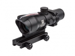 ACOG 4X32 Red Fiber Sight